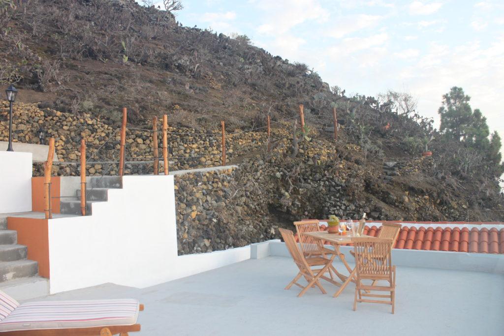 Barbacoa-terraza